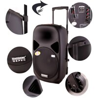 Loa vali kéo Karaoke Bock 2315 - Bluetooth