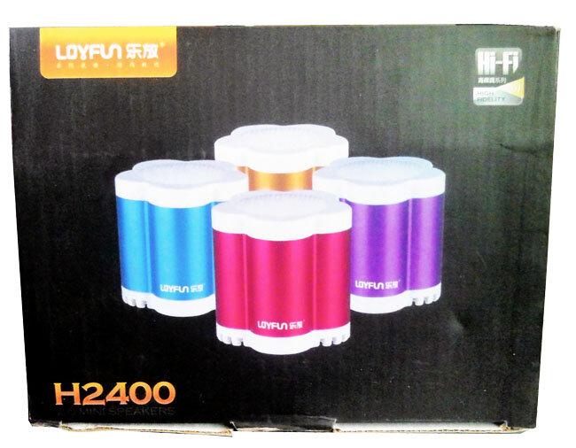 Loa vi tính LoyFun H2400