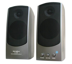 Loa vi tính SoundMax A140 2.0
