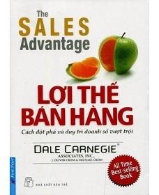 Lợi thế bán hàng: Cách đột phá và duy trì doanh số vượt trội – Nhiều Tác Giả