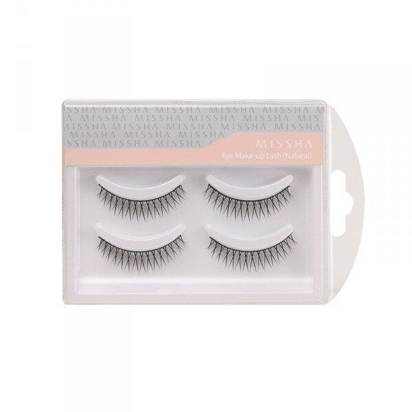Lông mi giả Missha Eye Makeup Lash Natural - No.4/Long & Clear