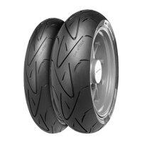 Lốp xe mô tô Continental 180/55ZR17 M/C (73W) TL ContiSportAttack (Bánh sau)