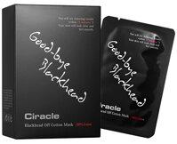 Lột mụn mũi Ciracle Good-Bye Blackhead 100% Cotton