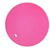 Lót nồi silicone uốn dẻo vân tổ ong KM-1296
