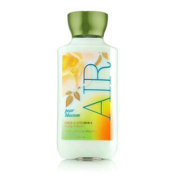Lotion dưỡng da Bath & Body Works Air Pear Blossom 236ml