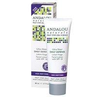 Lotion dưỡng da mặt chống nắng Ultra Sheer Daily Defense SPF-18 - 80 ml