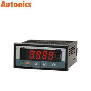 Đồng hồ đo dòng DC Autonics MT4W-DA-42