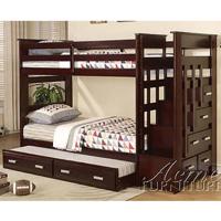Giường 2 tầng B10 giường ngăn kéo