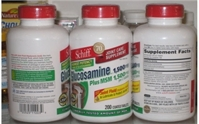 Thuốc Bổ Khớp Schiff Glucosamine Plus Msm - 1500mg , 200 viên