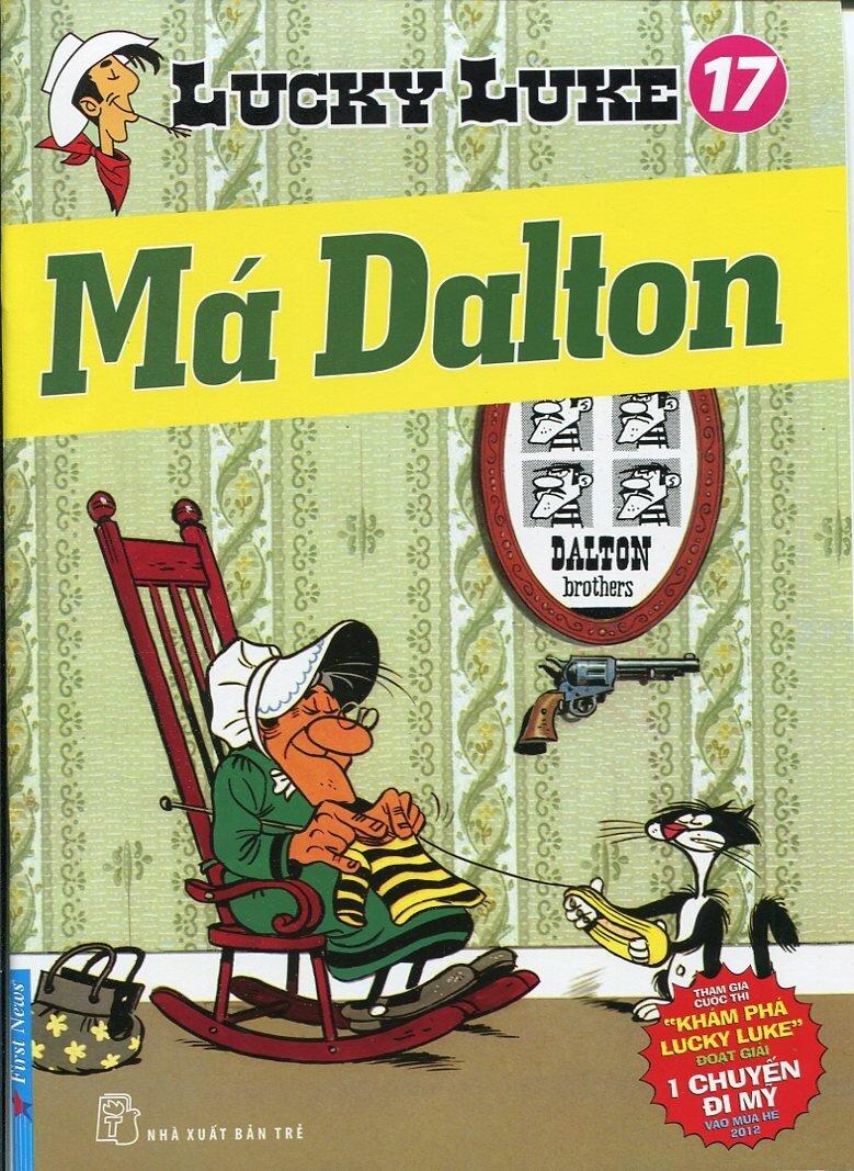 Lucky Luke (T17): Má Dalton - Morris & Goscinny