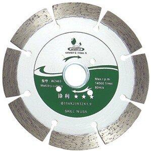 Lưỡi Cắt Gạch Khô Wynns W2463 - 114x20mm
