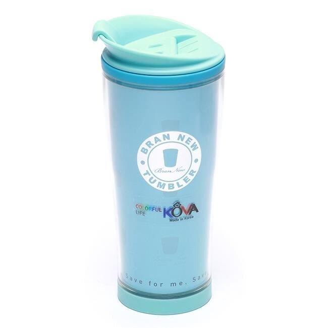 Ly giữ nhiệt Kova NT-RD-M (NT-BL-M/ NT-GR-M) - 530ml, màu RD/ BL/ GR