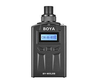 Bộ phát sóng gắn cho micro XLR Boya BY-WXLR8