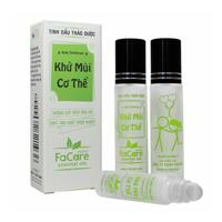 Tinh dầu khử mùi cơ thể - Body Deodorant Essential Oil 10ml - Facare