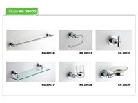 Phụ kiện phòng tắm inox cao cấp Kangaroo KG-30000