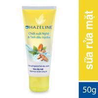 Sữa rửa mặt ngừa mụn và làm sáng da Hazeline Clear White 50g
