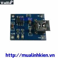 Mạch sạc pin TP4056 1A MiniUSB