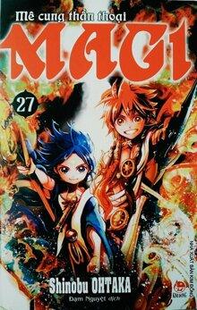 Magi - Tập 27