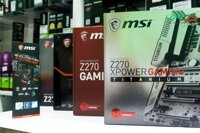 Mainboard MSI Z270 Gaming Pro Carbon