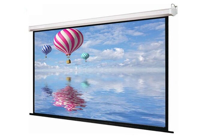 Màn chiếu treo tường Eco Screen P84WS