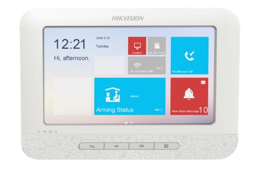 Màn hình chuông cửa IP không dây HIKVISION DS-KH6310