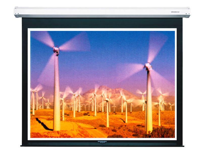 """Màn hình điện Electric Dalite (144"""" x 144"""") 1:1"""