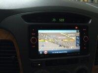 Màn hình DVD cho xe ô tô DVD CLARION NX403AW