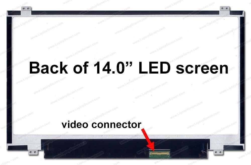 Màn hình laptop Asus X450CP X450EA X450EP