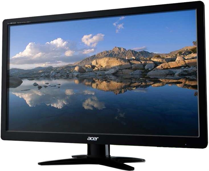 Màn hình máy tính Acer G206HQL - LED, 19.5 inch, 1600 x 900 pixel