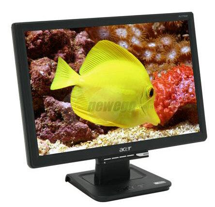 Màn hình máy tính Acer AL1716WAB - LCD, 17 inch, 1440 x 900 pixel