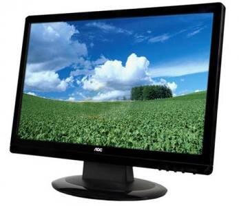Màn hình máy tính AOC 919SW - LCD, 19 inch, 1440 x 900 pixel