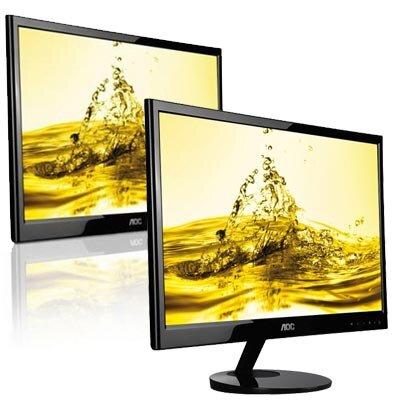Màn hình máy tính AOC E2251fwu - LED, 21.5 inch, 1920 x 1080 pixel