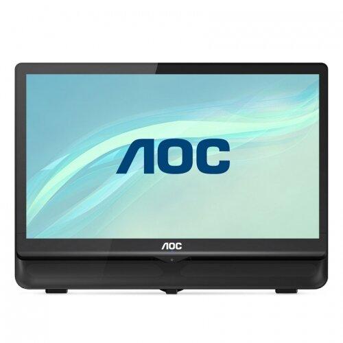 Màn hình máy tính AOC E966SWN - LED, 18.5 inch, 1366 x 768 pixel