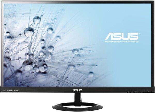 Màn hình máy tính Asus VX279H - LED, 27 inch, 1920 x 1080 pixel