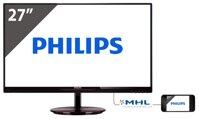Màn hình máy tính LCD Philips 274E5QHSB - 27 inch, Full HD