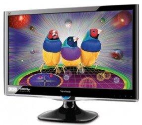 Màn hình máy tính Viewsonic VX2450WM - LED, 23.6 inch