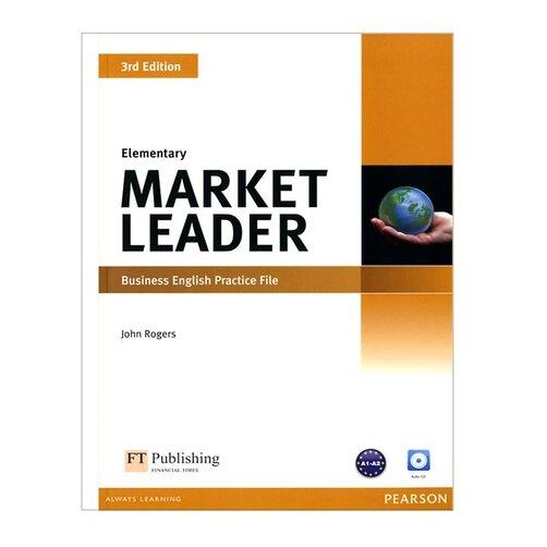 Market Leader Elementary Practice File & Practice File CD Pack