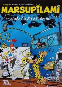 Marsupilami (Tập 10) - Cuộc Ẩu Đả Ở Paloma