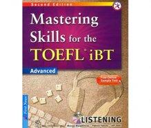 Mastering Skills For The Toefl IBT - Listening (kèm CD) - Nhiều tác giả