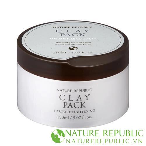 Mặt nạ bùn se khít lỗ chân lông Clay Pack For Pore Tightening
