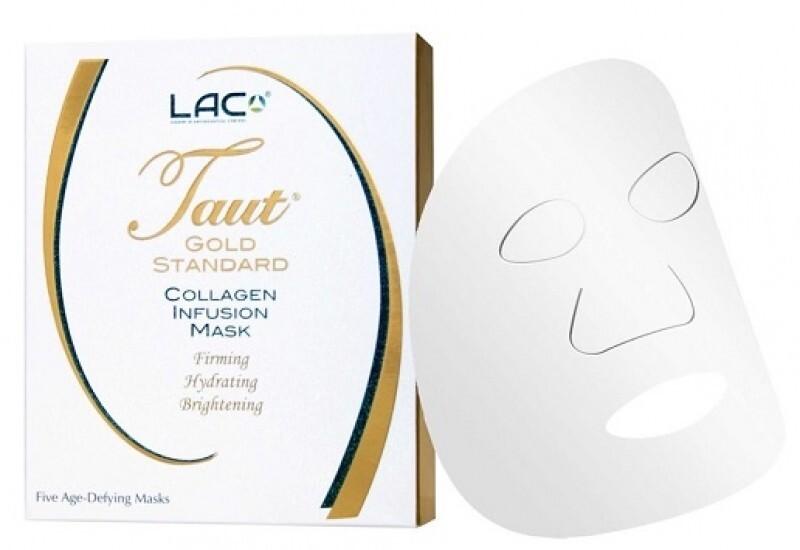 Mặt nạ cao cấp Lac Taut Collagen