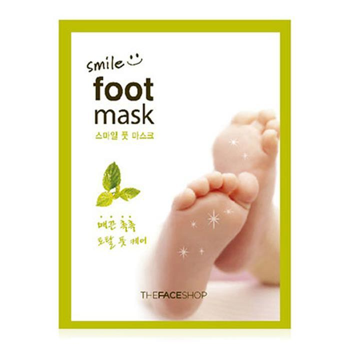Mặt nạ chân TheFaceShop Smile Foot Mask