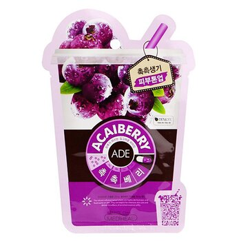 Mặt nạ chiết xuất quả việt quất Mediheal Acaiberry Ade Mask 25ml