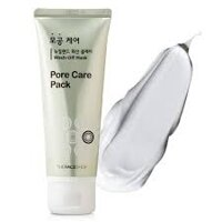 Mặt nạ dạng sữa TheFaceShop Baby Face Wash Off Mask Pore Care Pack