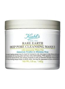Mặt Nạ Đất Sét Kiehl's Rare Earth Deep Pore Cleansing Masque 142g
