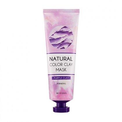 Mặt Nạ Đất Sét Tự Nhiên Missha Natural Color Clay Mask (Elasticity & Nutrition)