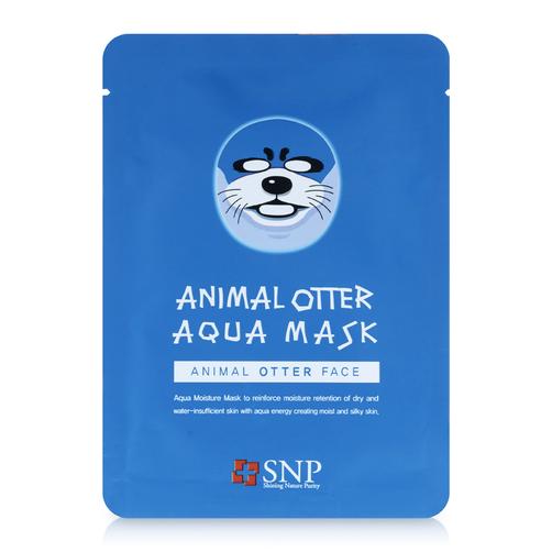 Mặt nạ dưỡng ẩm hình rái cá SNP Animal Otter Aqua Mask 25ml
