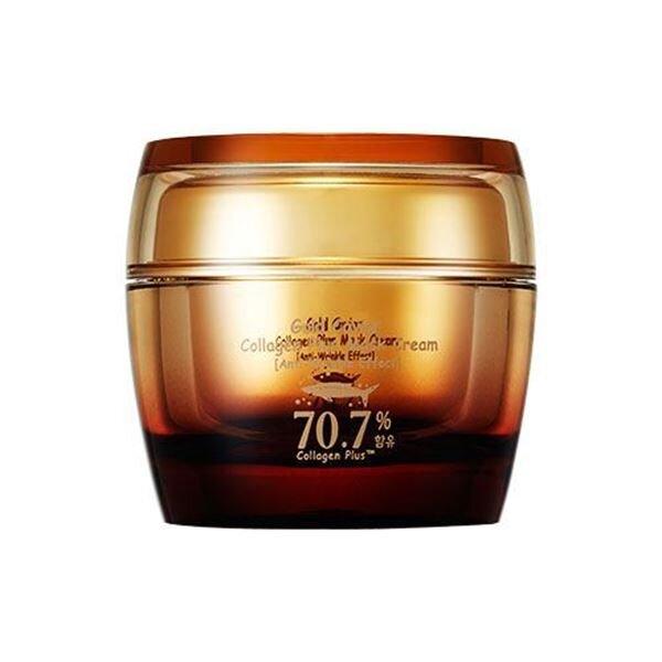 Mặt nạ dưỡng Collagen trứng cá tầm và tinh thể vàng Skinfood Gold Caviar Collagen Plus Mask Cream 50g