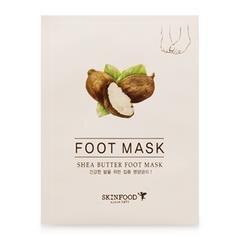 Mặt nạ dưỡng da chân Skinfood Shea Butter Foot Mask