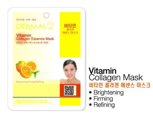 Mặt Nạ Dưỡng Da Tinh Chất Vitamin Dermal